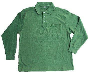 Polo majica s dugim rukavima