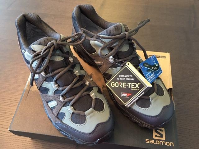 saldi più vicino a stati Uniti NOVE - Salomon ESCAMBIA 2 GTX, cipele za planinarenje