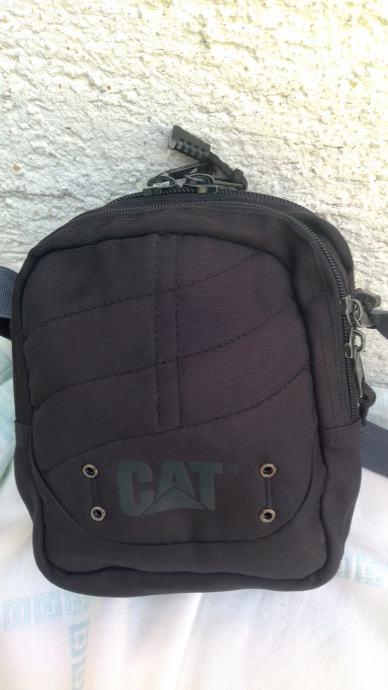 Cat torbica od tekstila za na rame