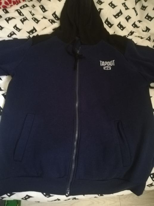 Tapout navy blue / black trenerka