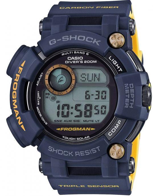 CASIO G-SHOCK FROGMAN GWF D1000NV-2ER NOVO Garancija 24 mjeseca
