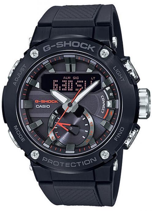 CASIO G-Shock G STEEL GST-B200B-1AER Novo Garancija 24.mj