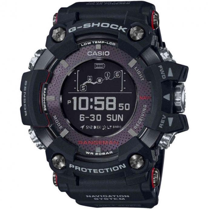 CASIO G-SHOCK RANGEMAN GPR-B1000-1ER, NOVO Garancija 24 mj.
