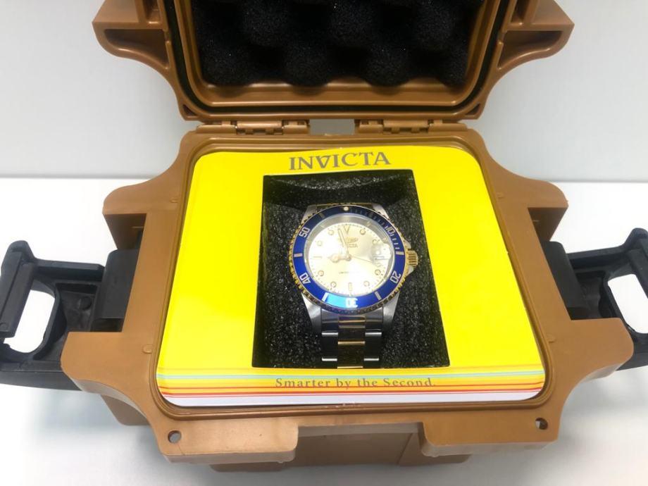 Invicta Pro Diver Two Tone Limited, R1 RATE!