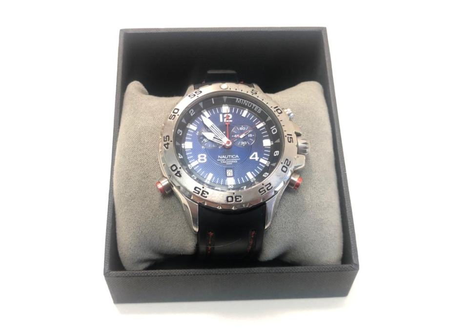 NAUTICA YACHTIMER A37509, R1, RATE!