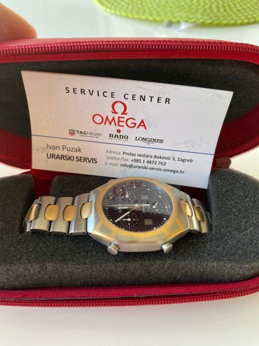 Original Omega Seamaster Polaris 1/100