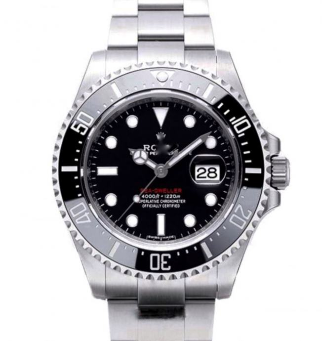 Replica Rolex Sea-Dweller 50th Anniversary Replika