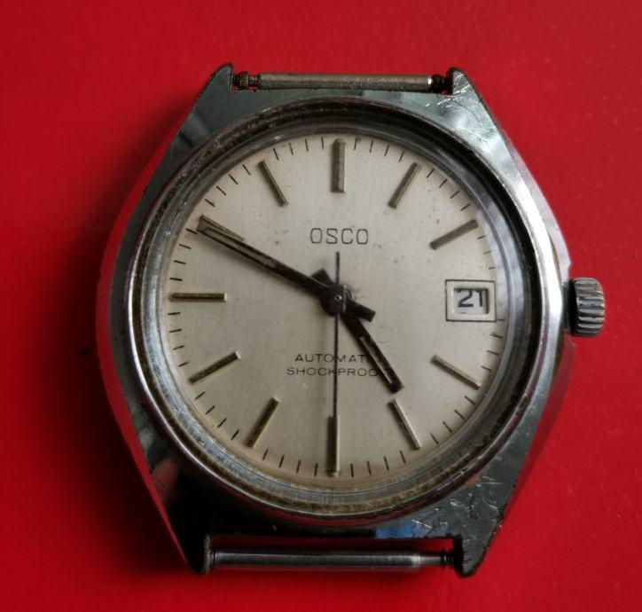 "SAT ""OSCO"" AUTOMATIC GERMANY-call DUROWE 7522/2"