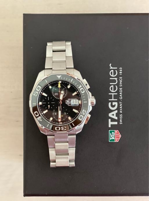 TAG Heuer Aquaracer 300M Calibre 16 Automatik Chronograph 43mm