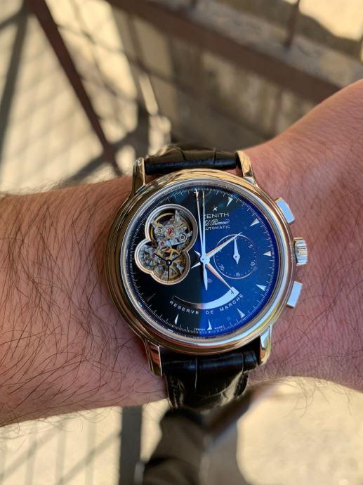 ZENITH EL PRIMERO CHRONOMASTER muški sat