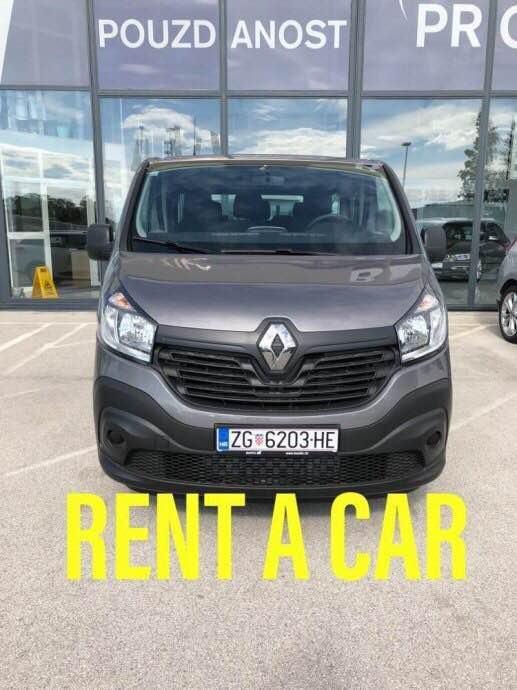 Rent A Car Rent A Kombi 8 1 Zagreb Najam Putnickog Kombija