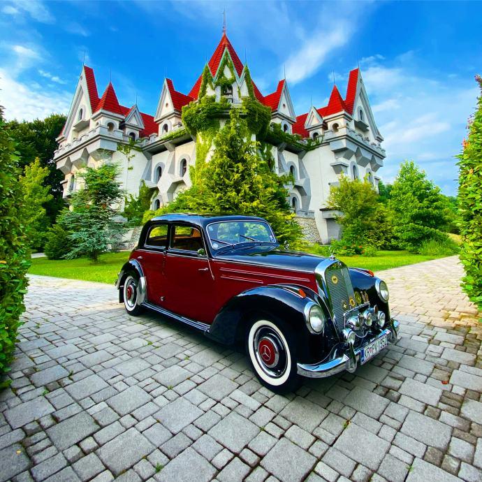 Najam luksuznih oldtimera: ***** Rolls Royce, Mercedes-Benz *****