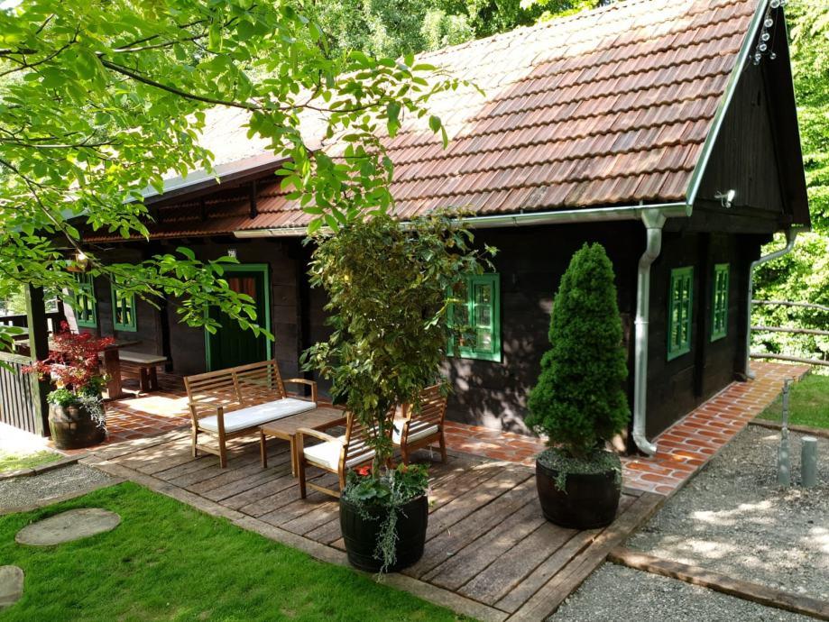 Prostor za proslave,drvena kuća, OLD VILLAGE Marija Bistrica