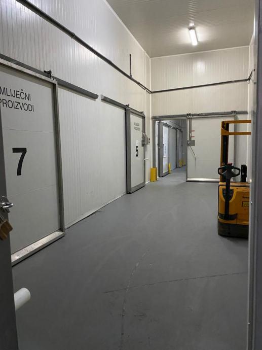 TTTS Split - najam paletnih mjesta (režimsko i bezrežimsko skladište)