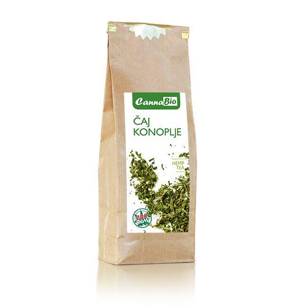 Čaj konoplje (list, klas) 40 g - 100% hrvatsko
