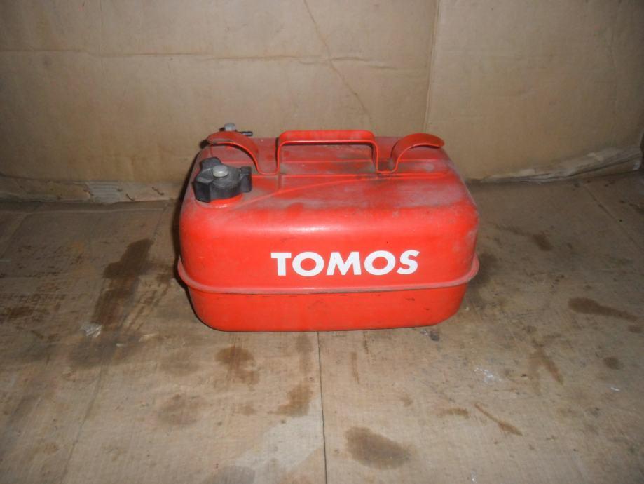Rezervar za vanbrodski motor TOMOS