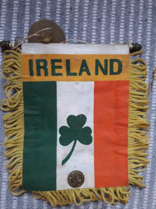 zastavica irske MOŽE ZAMJENA