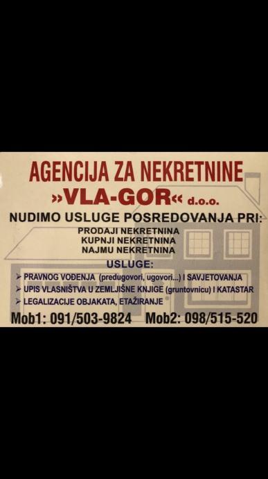 1 sobni ulični Poslovni prostor Zagreb Bleiweisova-Grahorova, 48m2 (prodaja)