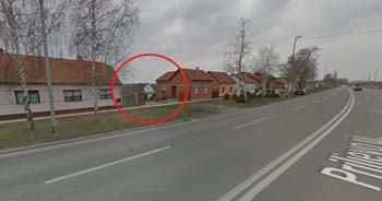 49. Vukovar Priljevo 129 građevinsko zemljište 461m2 SAMO 11000 eura