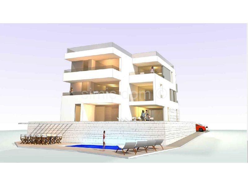Atraktivni apartmani s pogledom na more, Čiovo