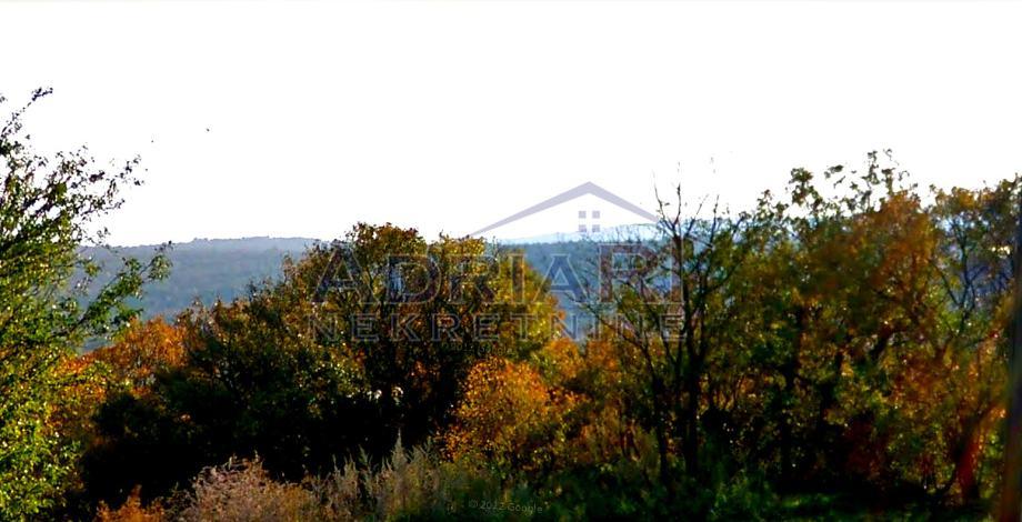 BAKAR, ŠKRLJEVO, GRAĐEVINSKI TEREN 3700m2, POGLED NA MORE