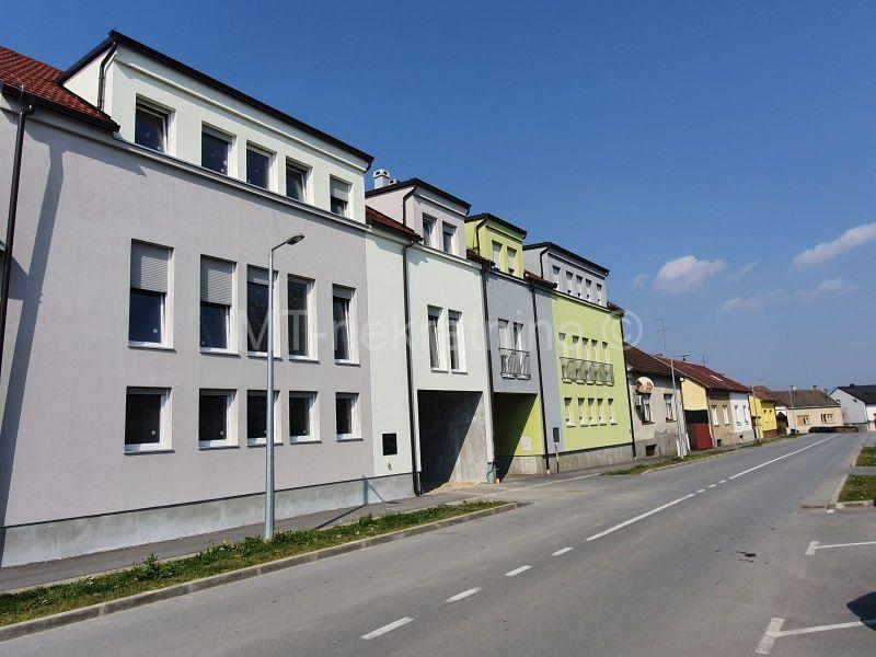 Bjelovar, centar, dvosobni stan ,1.kat NOVOGRADNJA (prodaja)