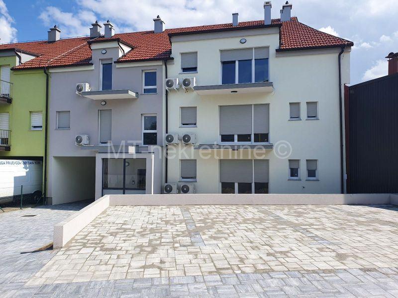 Bjelovar, centar, dvosobni stan, 2. kat NOVOGRADNJA (prodaja)