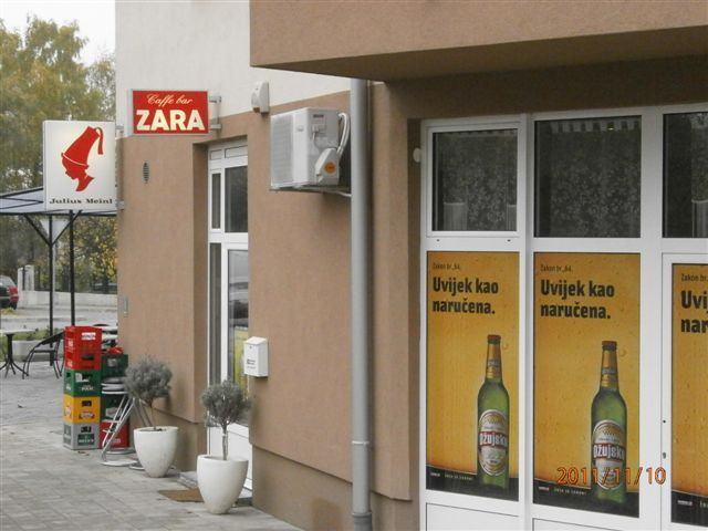 Prilika Caffe Bar 36 M2 Terasa 90m2 Zagreb Vukomerec Iznajmljivanje