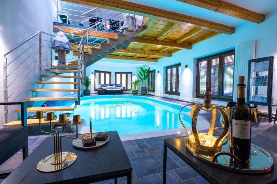 Dnevni, tjedni, mjesečni najam! Villa sa bazenom! Trakošćan! (iznajmljivanje)