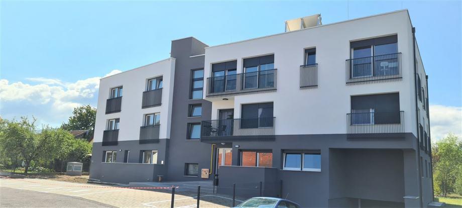 Donja Stubica, u najam dvosoban stan na 2. katu 54.21 m2, novogradnja (iznajmljivanje)