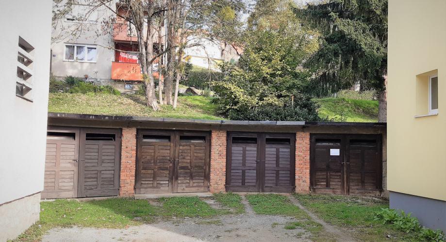 Garaža: Zabok, M.Gupca 52 16,5 m2 (prodaja)
