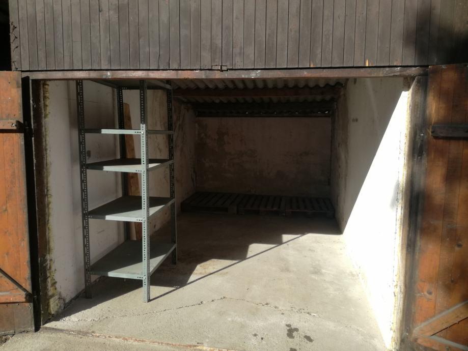 Garaža: Zagreb (Donji Grad), 16 m2 (iznajmljivanje)