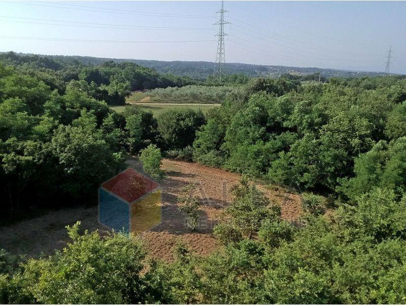 Građevinsko zemljište u Barbanu, 6518 m2