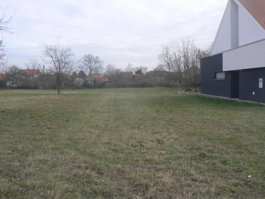 Građevinsko zemljište, Čakovec, 760 m2