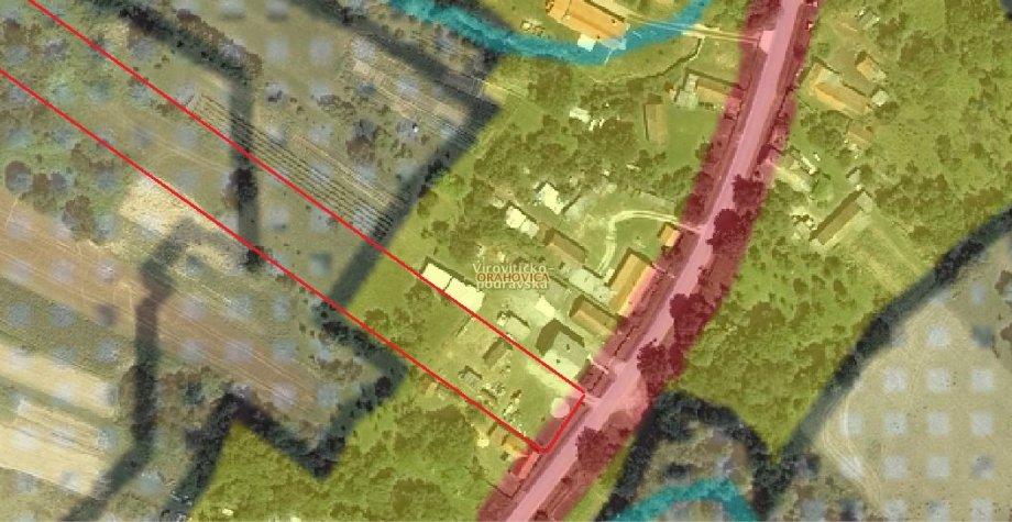 Građevinsko zemljište, Donja Pištana, 4920 m2