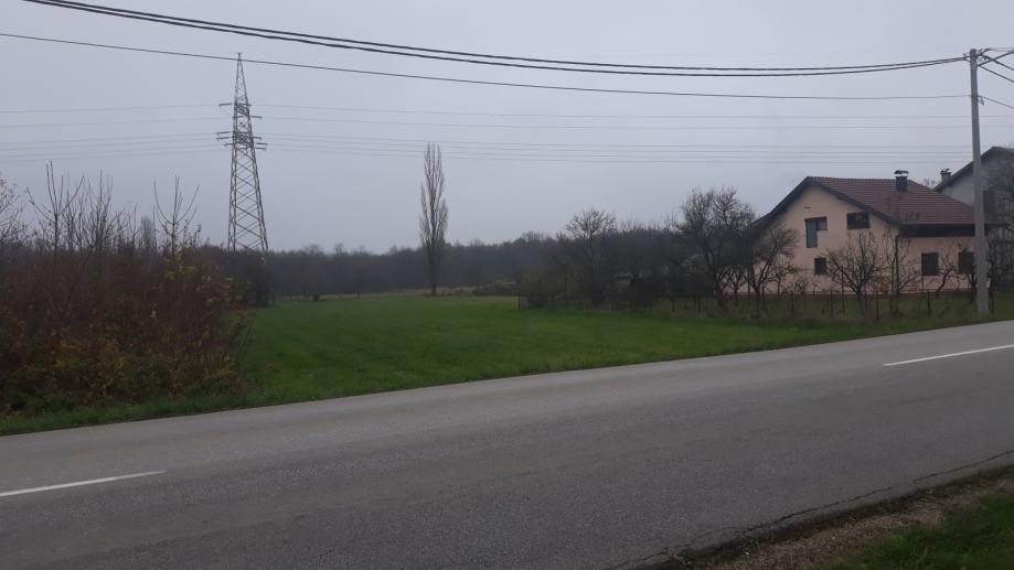 Građevinsko zemljište, Kalinovica, 3300 m2 STAMBENO POSLOVNO!!!