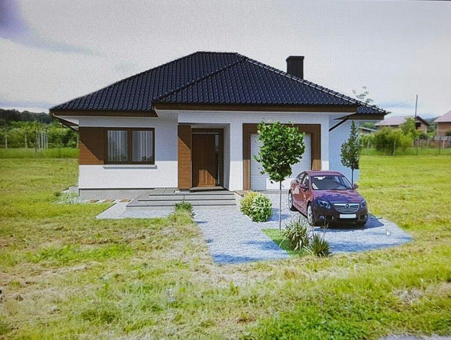 Građevinska zemljišta Kuče 556 m2, kockasto 23.7x23.4*14900 Eura