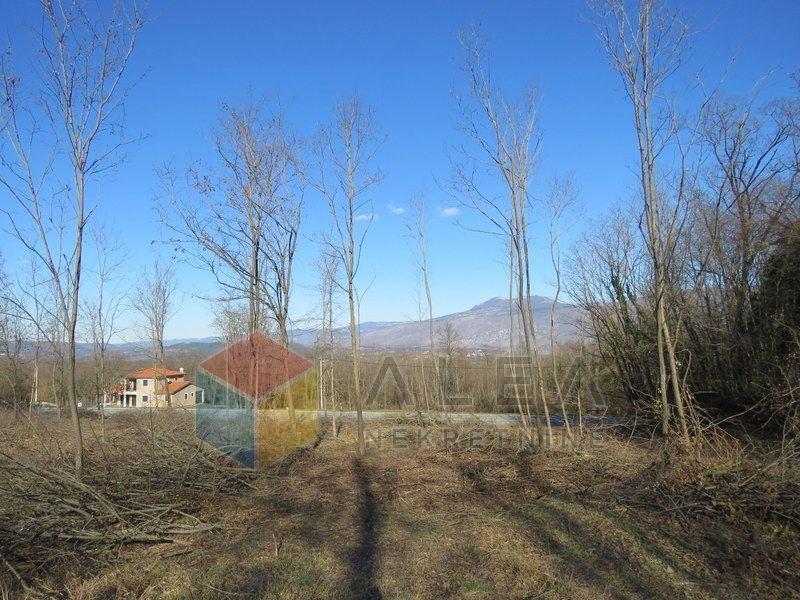 Građevinsko zemljište  na mirnoj lokaciji u Kršanu