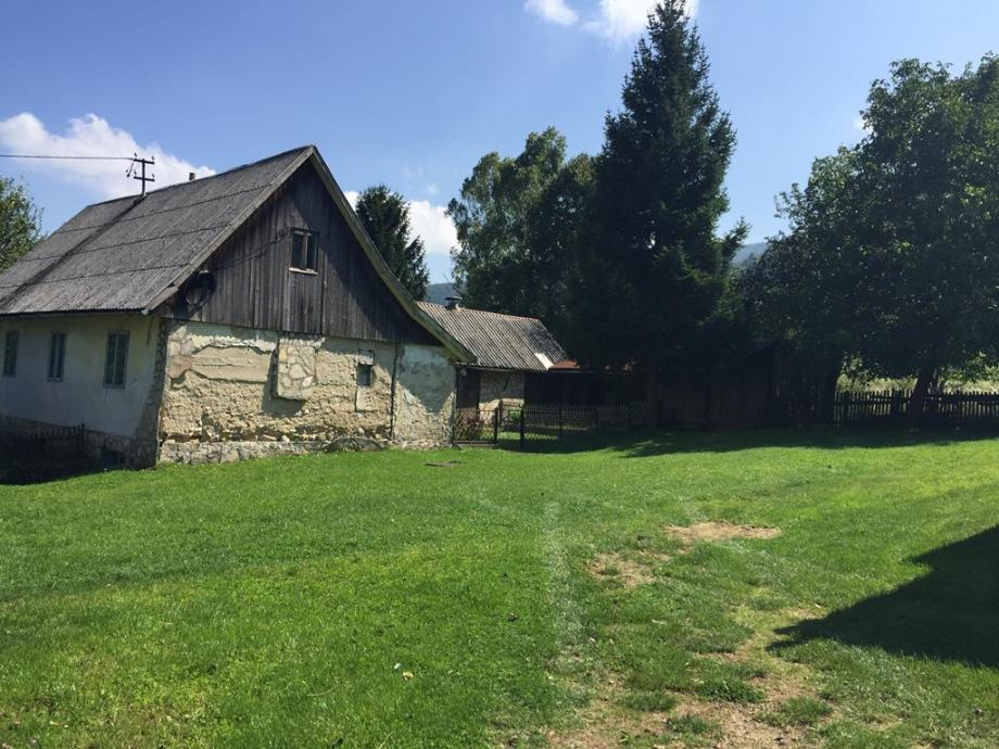 Građevinsko zemljište Plitvicka Jezera, Vrelo Koreničko, 3300 m2