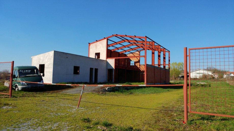 Građevinsko zemljište poslovne namjene, Kutina, 1492 m2