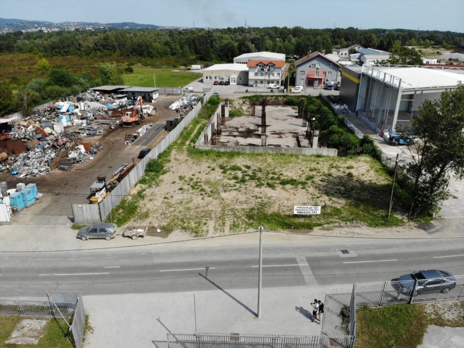 Građevinsko zemljište, Rakitje, 2500 m2