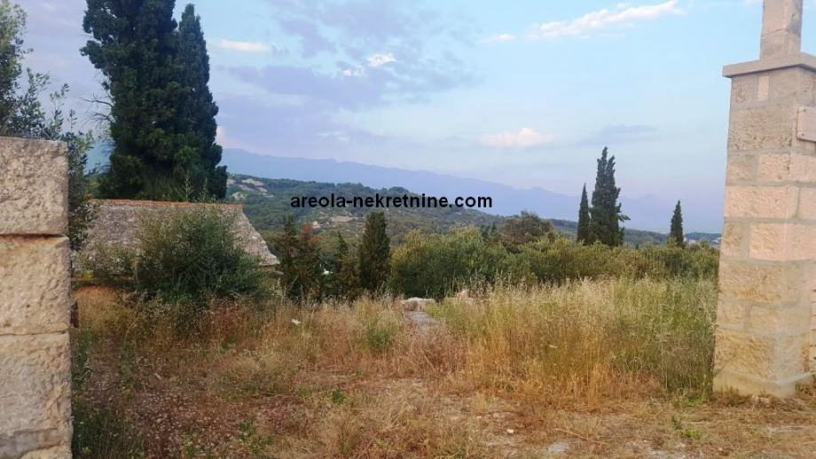 Građevinsko zemljište, Selca, 1489 m2
