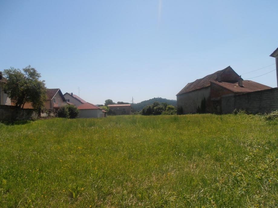 Građevinsko zemljište, Vž. Toplice, centar 2982 m2