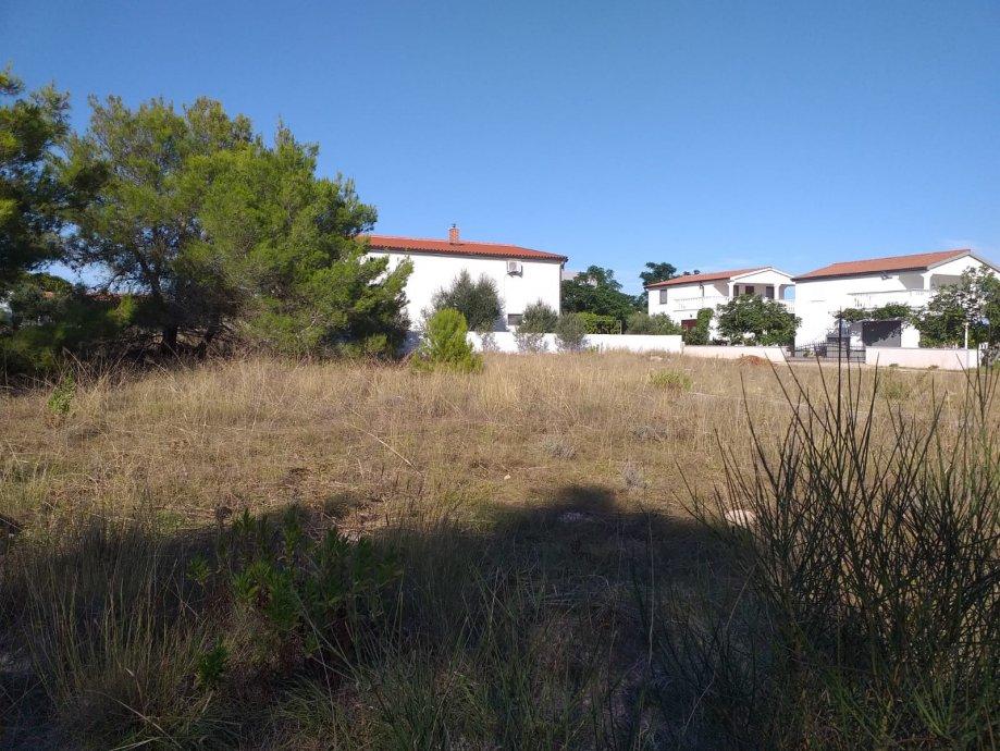 Građevinsko zemljište, Vir, 1100 m2