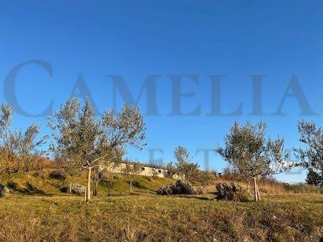 Prilika Hum 1600m2 građevinskog zemljišta sa izgrađenim objektom 220m2