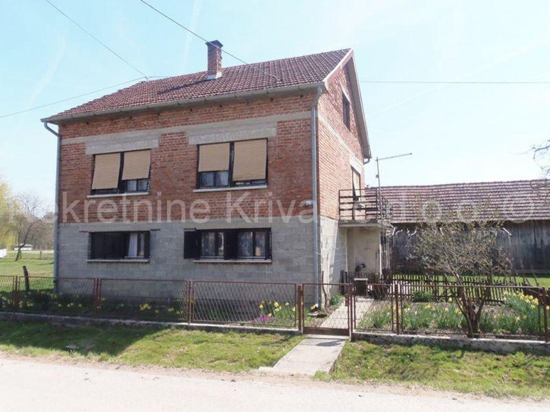 Kuća sa zemljištem (prodaja)