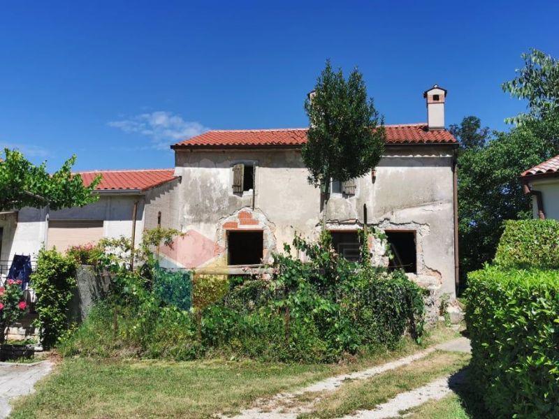 Istarska kamena kuća u fazi adaptacije (prodaja)