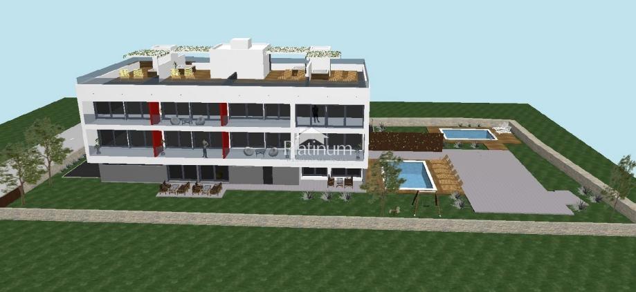 Istra, Medulin, apartman  u Medulinu, prodaja, 52m2 novogradnja, 300m