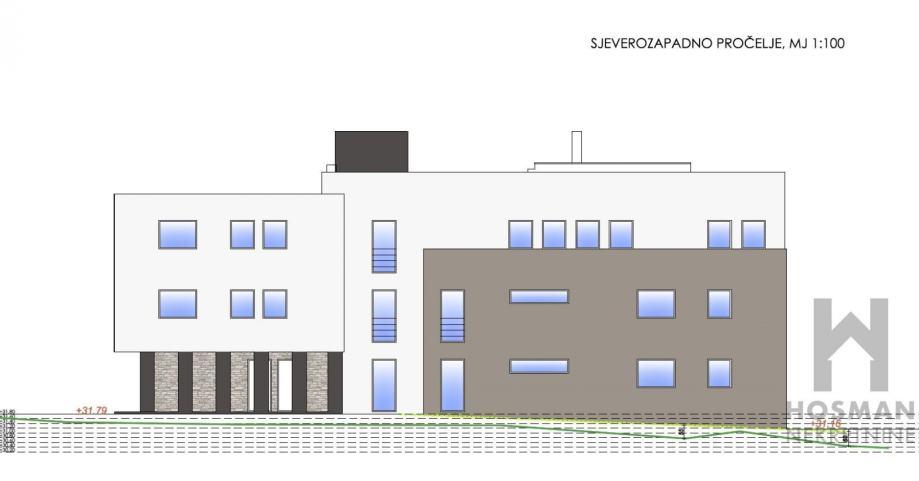 Prilika !!! Jednosoban stan u novogradnji Zadar / Petrići (prodaja)