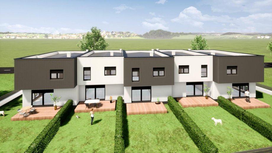 Kuća u nizu: Donja Bistra, katnica, 132,17 m2 (prodaja)